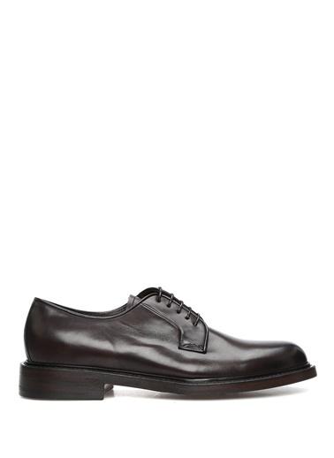 Barrett 101552065 Erkek Deri Ayakkabı Siyah